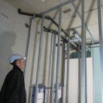 Sanitair installatiewerk renovatie Gouvernement Maastricht