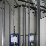 Gouvernement Maastricht: installatiewerk bij grootschalige renovatie