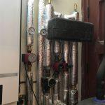 Lambertuskerk Maastricht: detail verwarmingsinstallatie