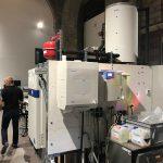 Lambertuskerk, Maastricht: nieuwe verwarmingsinstallatie