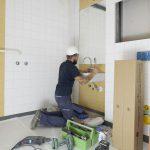 Project Mosae Campagne: installatiewerk