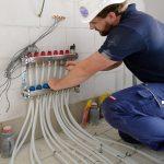 Project Centrumplein Stein: aanleg vloerverwarming